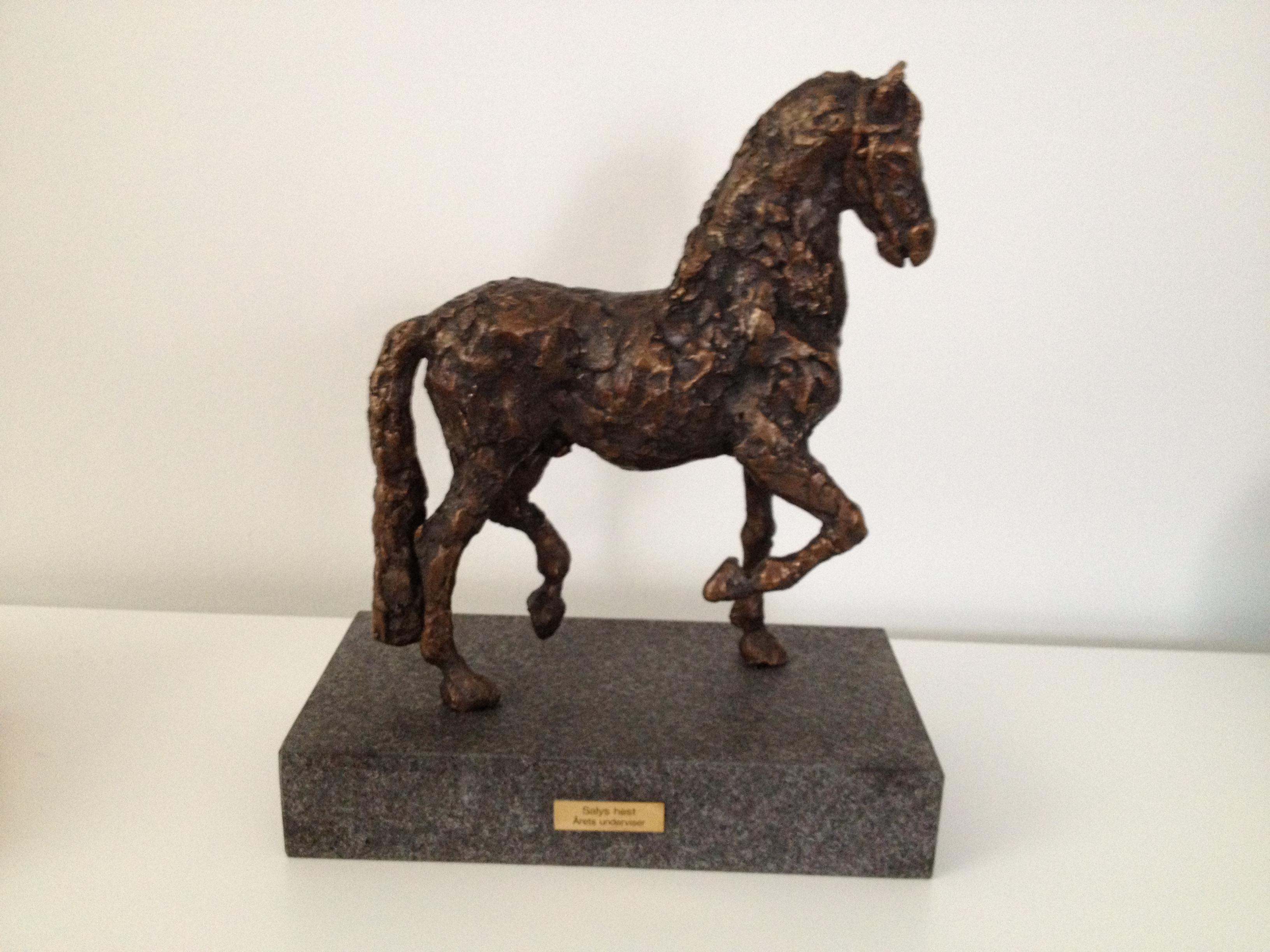 Salys hest